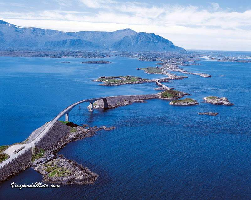 3 The Atlantic Road 1