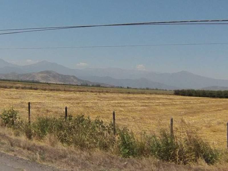 Viagem de moto até o Chile