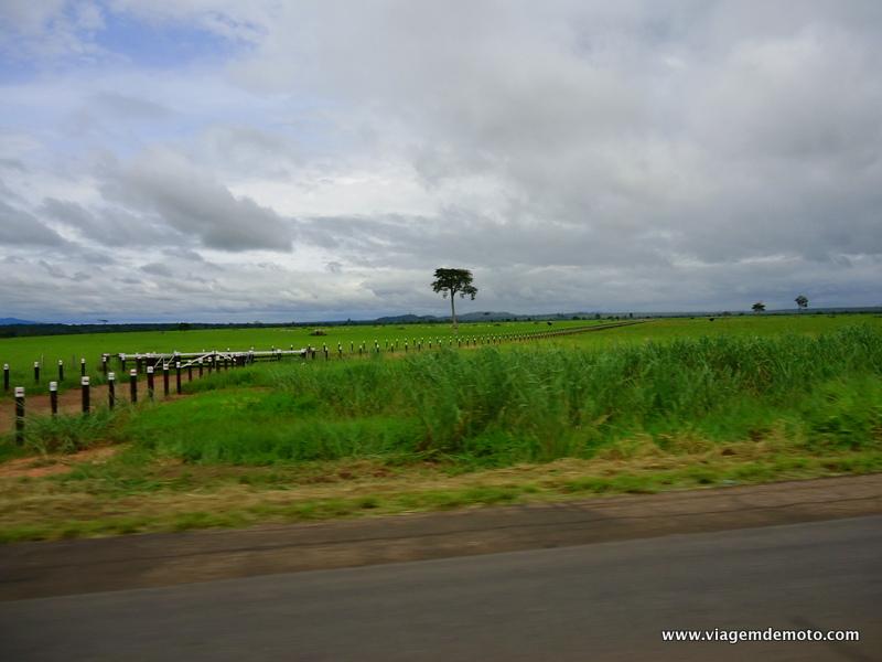 Viagem de moto pelo Brasil - Mato Grosso