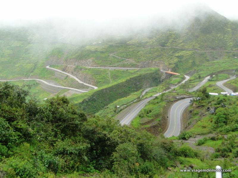 Viagem de moto até Machu Picchu – Peru