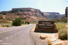 Grand Junction no Colorado National Monument