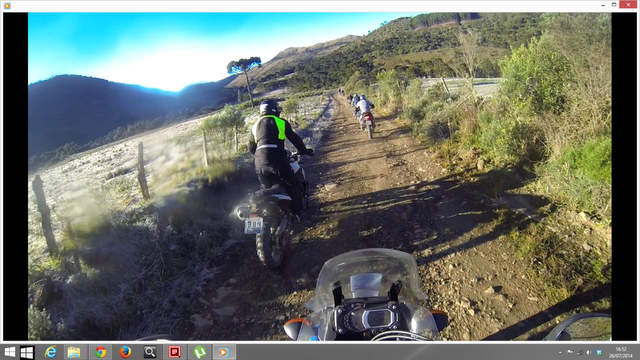 Curso Big Trail