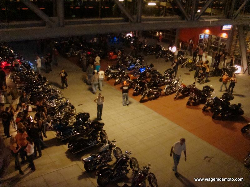 Viagem de moto pelos Estados Unidos