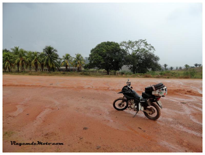 Vídeos da Viagem de moto pela Transamazônica
