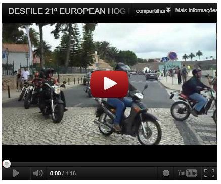 Vídeo HOG Rally Cascais