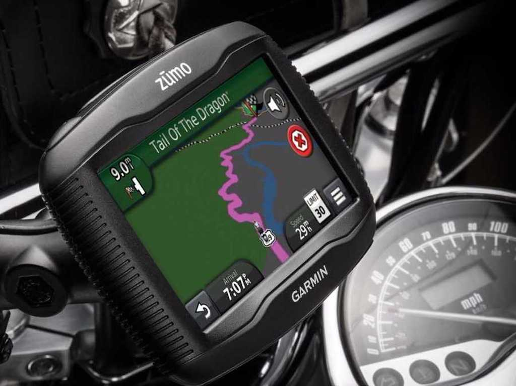 Analisando dados do GPS Garmin Zumo