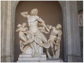 Viagem de moto pela Europa - Vaticano