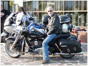 Viagem de moto pela Europa