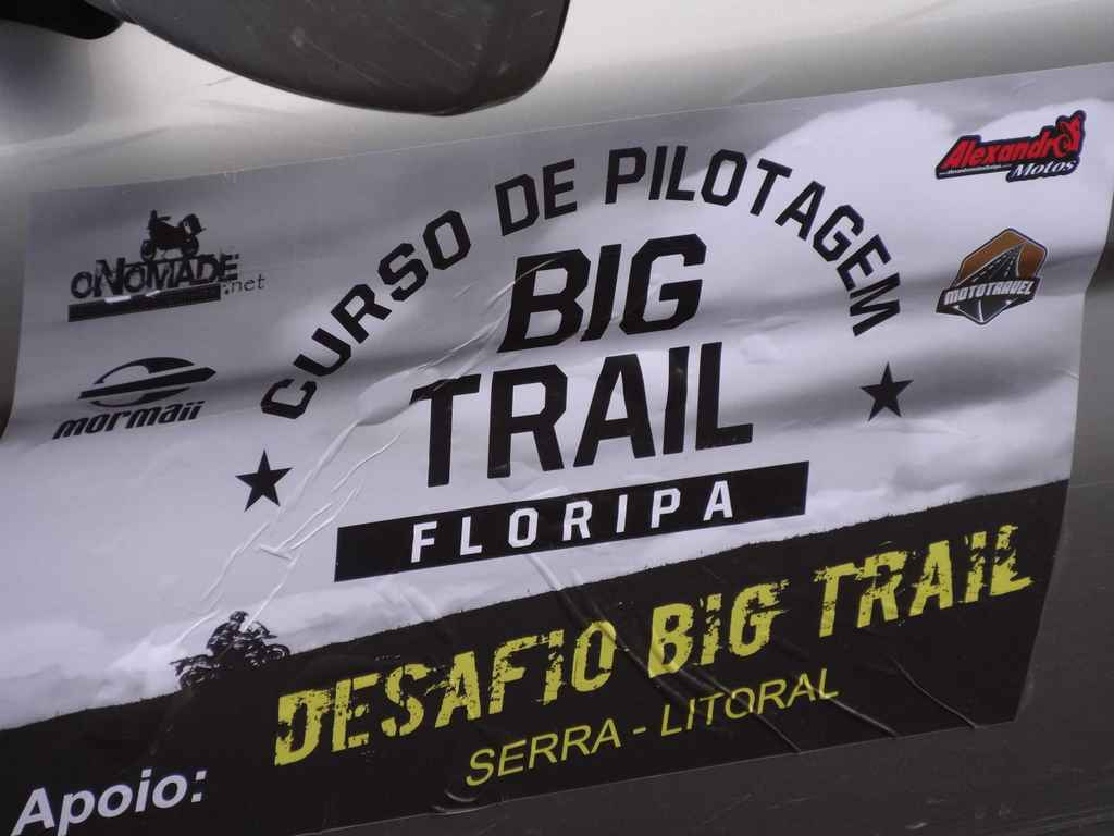 Curso Big Trail - Santa Catarina