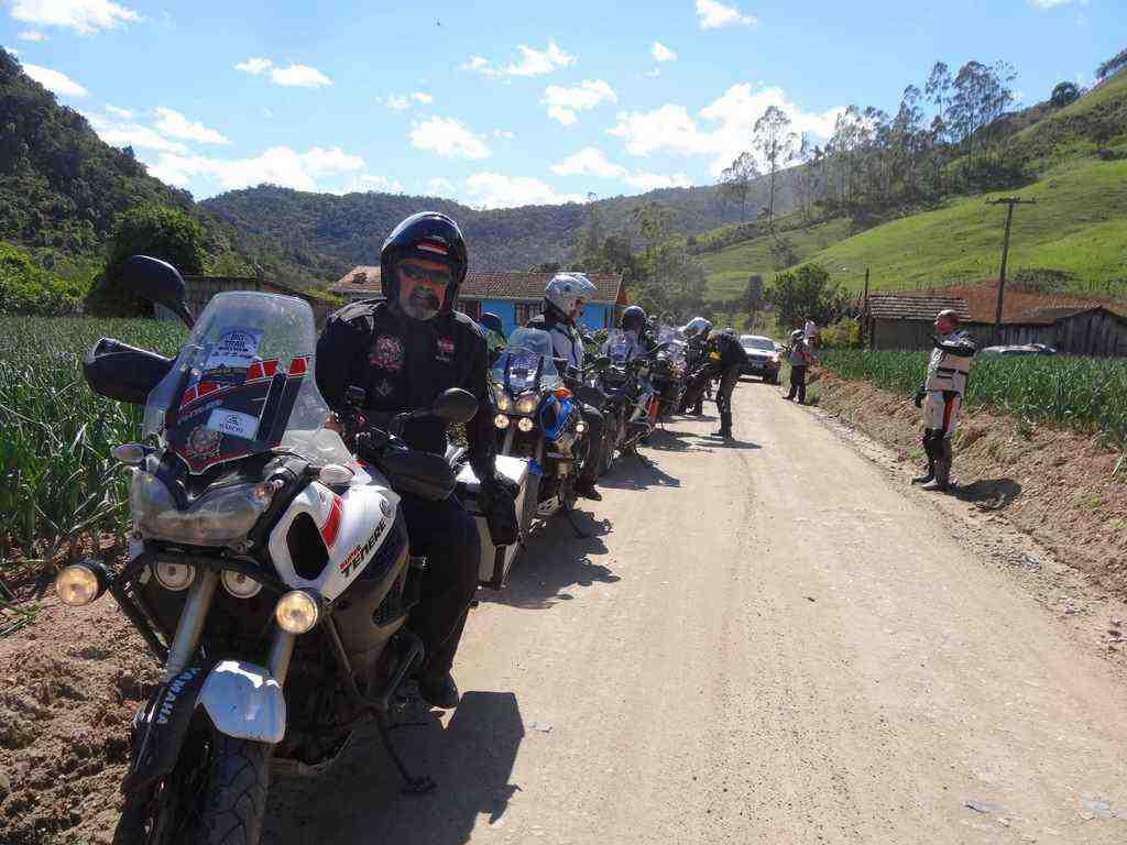 Curso de pilotagem Big Trail